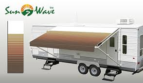 A E Awning Fabric Rv Patio Awning Fabric Sunwave Products