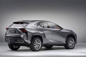 lexus nx hybrid philippines concept lexus lf nx concept