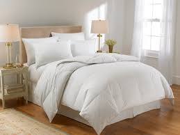 Pottery Barn White Comforter Bedroom Featherbedding Cute Comforters Hippie Bedding