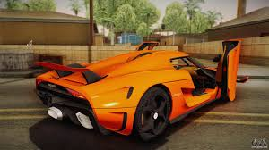 koenigsegg orange koenigsegg regera 2016 bonus for gta san andreas