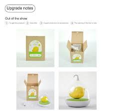 Desk Accessories For Children by Aliexpress Com Buy 3 Modes Birdcage Led Desk Lamp Touch Sensor