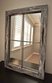 best 25 window mirror ideas on pinterest cottage framed mirrors