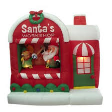 Inflatable Christmas Decorations Outdoor Cheap - christmas inflatables you u0027ll love wayfair