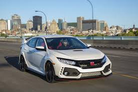 Honda Civic Type R Horsepower 2017 Honda Civic Type R Review Driving The Most Powerful U S