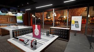 Callison Interior Design Artstation At U0026t Retail Design Amek Adam Shramek