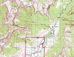 Utah Topo Maps by Lab 1 Background