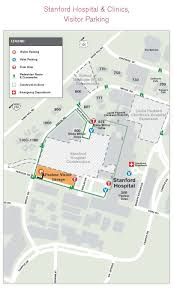 Stanford Maps Construction To Affect Hospital Routes Parking As Of Sept 2 2013