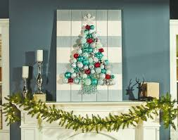 Home Depot Christmas Decoration by Diy Holiday Ornament Display Little Vintage Nest