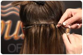 micro rings hair extensions how to care for micro ring hair extensions