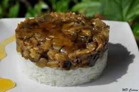 cuisine des aubergines aubergines fondantes au miel riz basmati mp cuisine