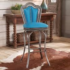 turquoise kitchen island bar stools counter stools for kitchen island turquoise metal bar