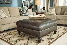 Extra Large Storage Ottoman by Furniture Padded Coffee Table Ashley Furniture Ottoman Large