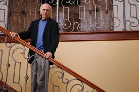 larry david will never change even if the world has the boston