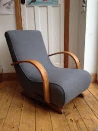 Banana Armchair 1940 U0027s Utility Rocking Chair Project U0027s Pinterest Rocking