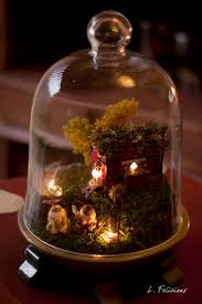 Forever Rose In Glass Dome Best 25 Bell Jars Ideas On Pinterest Winter Wedding