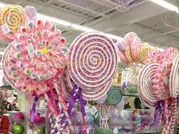 Large Christmas Decorations Props by 48 Best Candy Land Images On Pinterest Candy Decorations