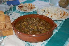 recette cuisine iranienne ragout au cèleri recette iranienne les apprenties cuisinières
