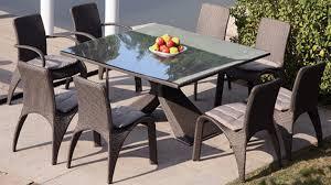 chaise et table de jardin pas cher table jardin chaises mobilier exterieur pas cher reference maison