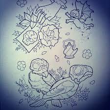 new tattoo work u2013 last light art