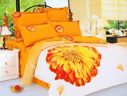 grey and orange duvet cover home design ideas