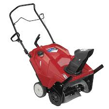 shop gas snow blowers at lowes com