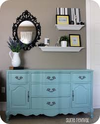 suite revival new aqua dresser