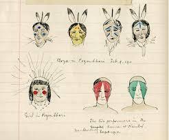 pitt rivers museum body arts native american performance