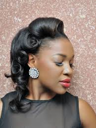 black women pin up hair do easy long hairstyles pin up for black women cute women hairstyles