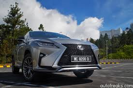 lexus suv 2015 price in malaysia test drive review lexus rx 200t f sport lowyat net cars