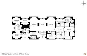 Floor Plans Chicago See The Floor Plans For Vince Vaughn U0027s Huge Triplex Penthouse