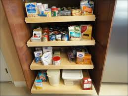 kitchen pull out shelves for pantry closet sliding kitchen