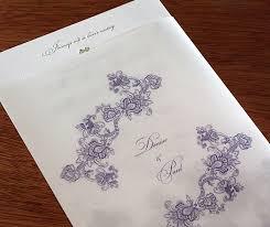 customized invitations wrap enclosures for custom wedding invitations invitations by ajalon