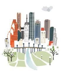 Buffalo Bayou Park Map Thanks To Buffalo Bayou Park Showing Off Houston To Visitors Has