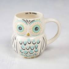 owl mug the moment folk owl mug from