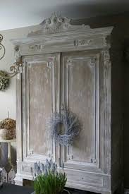 White Vintage Armoire How To Minimize Your Clothes Get A Small Closet And Only Keep