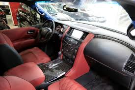 nissan patrol nismo red interior nissan patrol nismo 2016 the elite cars for brand new and pre