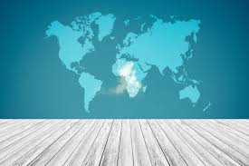 World Cloud Map by World Map Conselium Executive Search