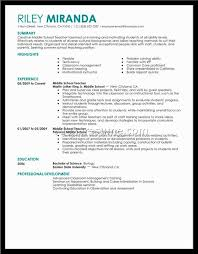 Teaching Job Resume Format by Teacher Resume Template 2017 Jennywashere Com