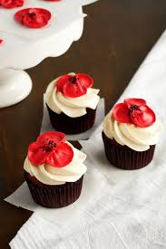 to make beautiful buttercream poppy flowers with video the