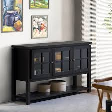 modern sideboards buffet tables you ll love wayfair on dining room