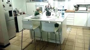 table cuisine design pas cher table haute pour cuisine design en image 3 socialfuzz me