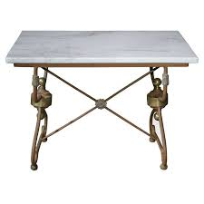 antique french butcher table french marble top butcher pastry table marble top modern