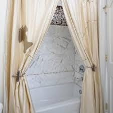 Neutral Shower Curtain Photos Hgtv