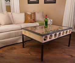 wine rack coffee table full image for wine rack coffee table