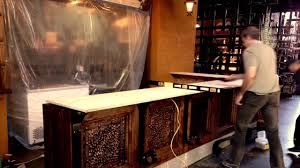 restaurant bar design youtube