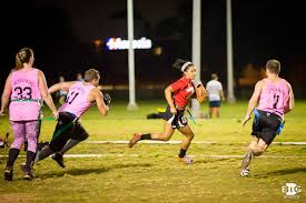 Coed Flag Football Flag Football U003c 17 3 4 U003e Wednesdays Upper Rec Spring 2018