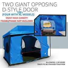 10x10 Canopy Frame Only by Standing Room 100 Hanging Tent Standing Room Tents