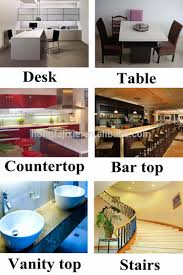 Solid Surface Vanity Tops Top Quality Artificial Stone Artificial Marble Joint Seamless