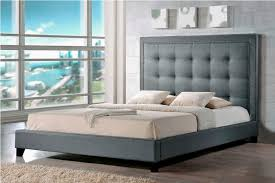 Grey Upholstered Headboard Grey Upholstered Headboard Finelymade Furniture