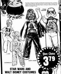 Toxic Halloween Costumes Star Wars Halloween Costume Shortage 1977 Starwars